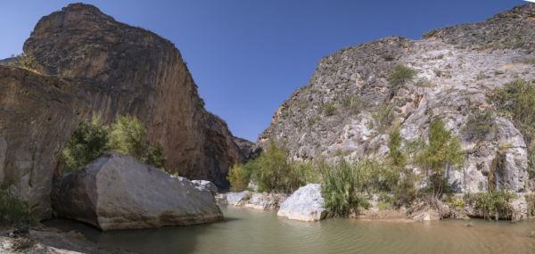 Cañón del Paraíso, estado de Querétaro