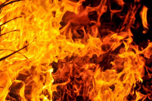 leyenda del fuego