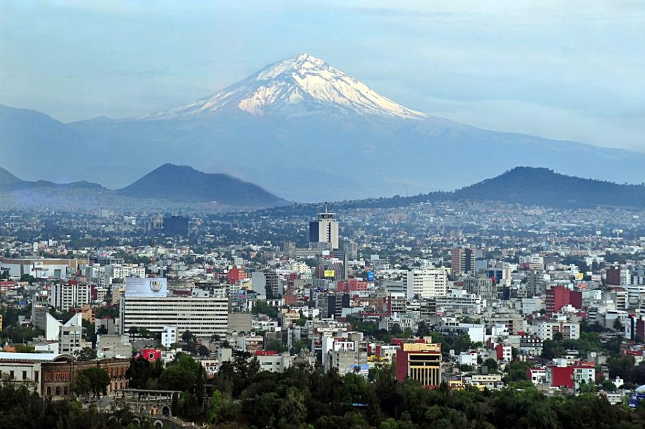 historia de la Ciudad de México