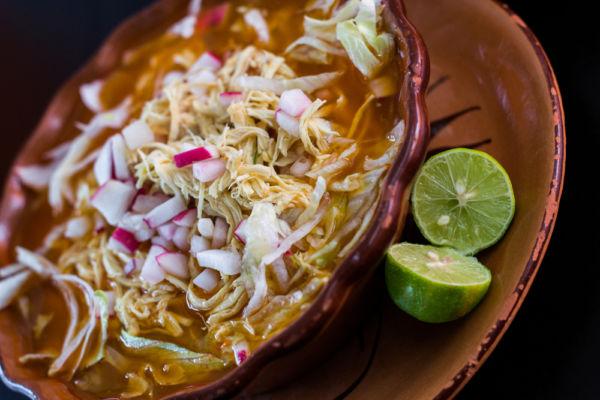 Dónde comer pozole en la Ciudad de México