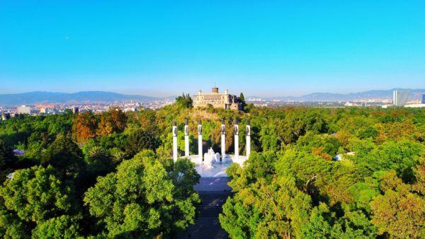 Historia de Chapultepec