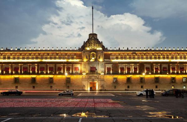 Palacio Nacional Palacio de Moctezuma