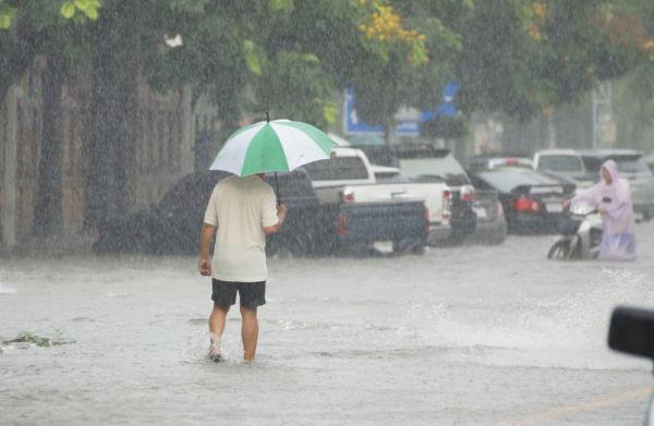 la Ciudad de México estuvo inundada durante cinco años