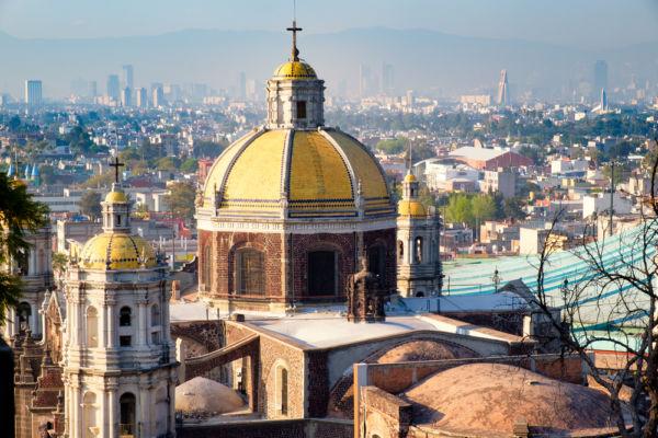mejores miradores de la Ciudad de México
