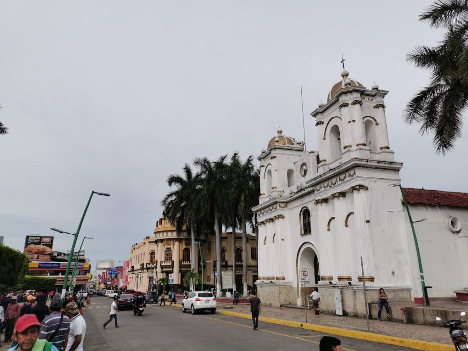Iglesia San Agustín Tapachula Chiapas