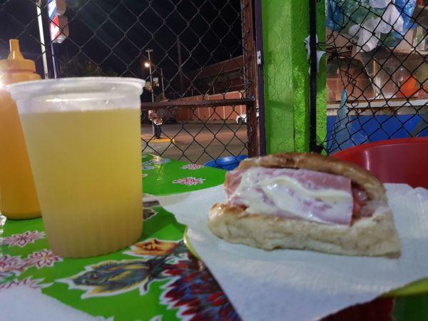 hot dog del pollo Tapachula