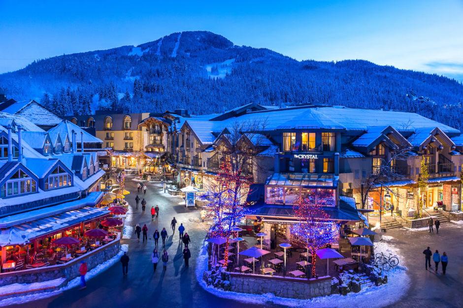 Viaja a Whistler, el destino invernal que hará feliz a todos, desde los niños hasta la abuelita