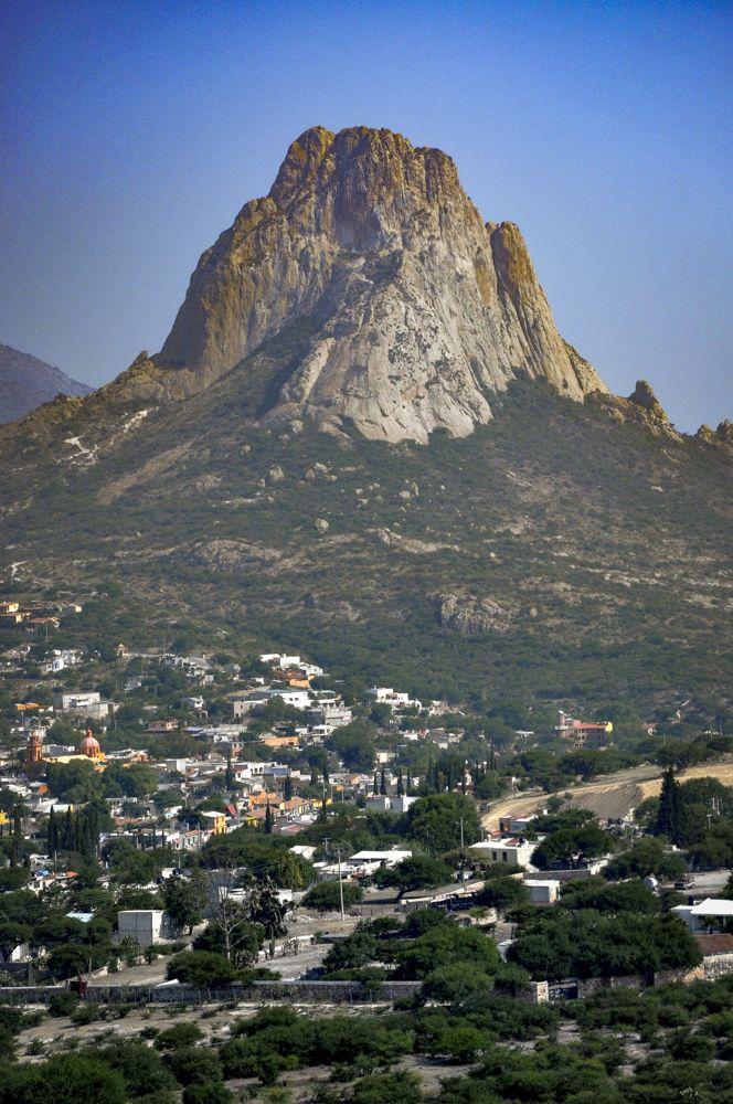 Bernal, un Pueblo Mágico en el estado de Querétaro