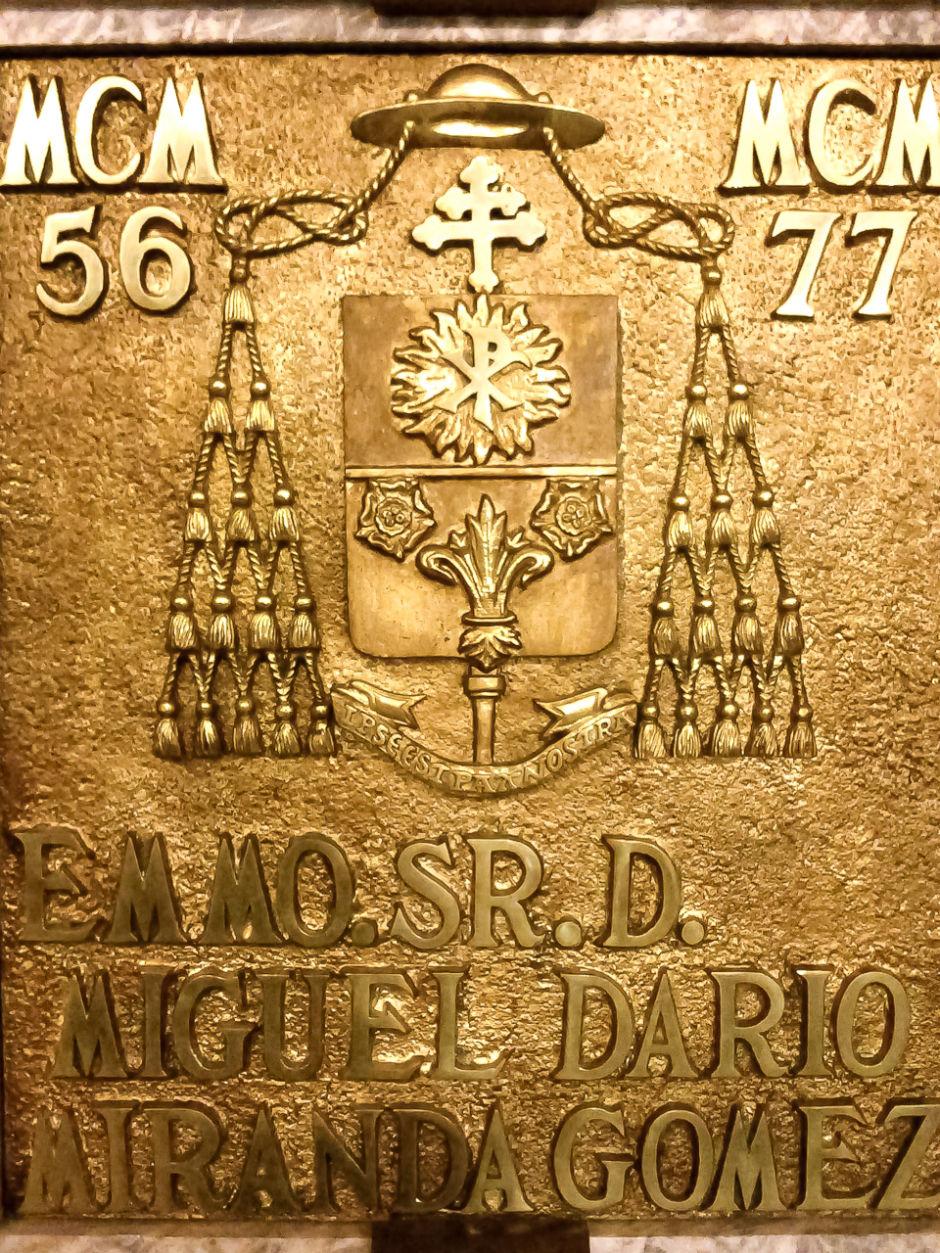 cripta de los arzobispos