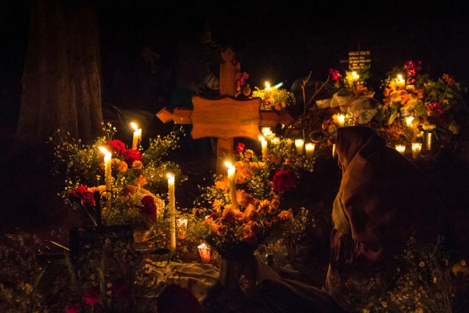 Día de Muertos en Janitzio, Michoacán