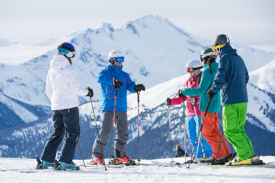 Un viaje a Whistler hará que te enamores del invierno. Te contamos por qué.