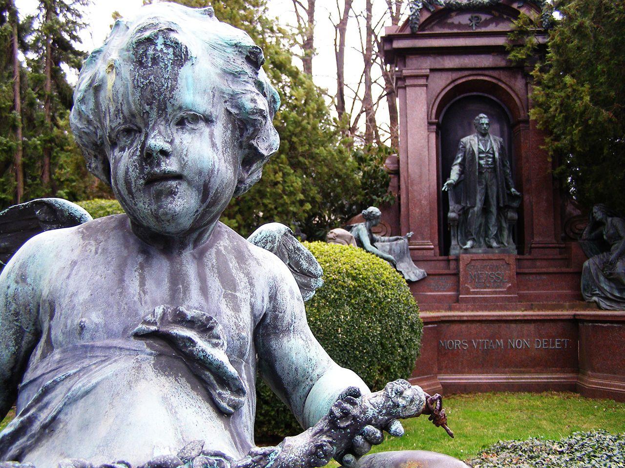 cementerios bonitos Europa