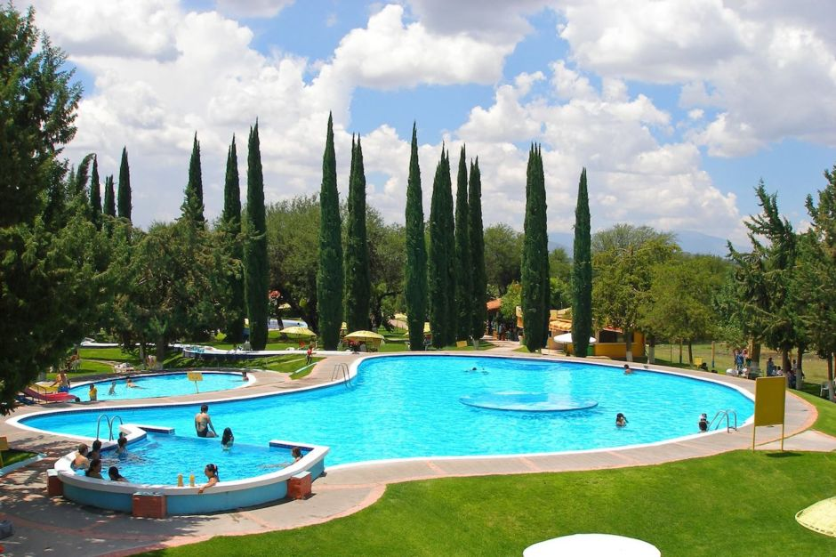 aguas termales de Hidalgo