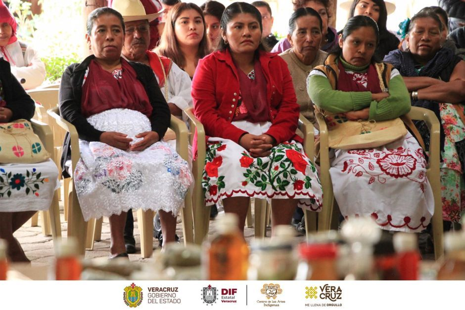 egresadas de medicina tradicional totonaca