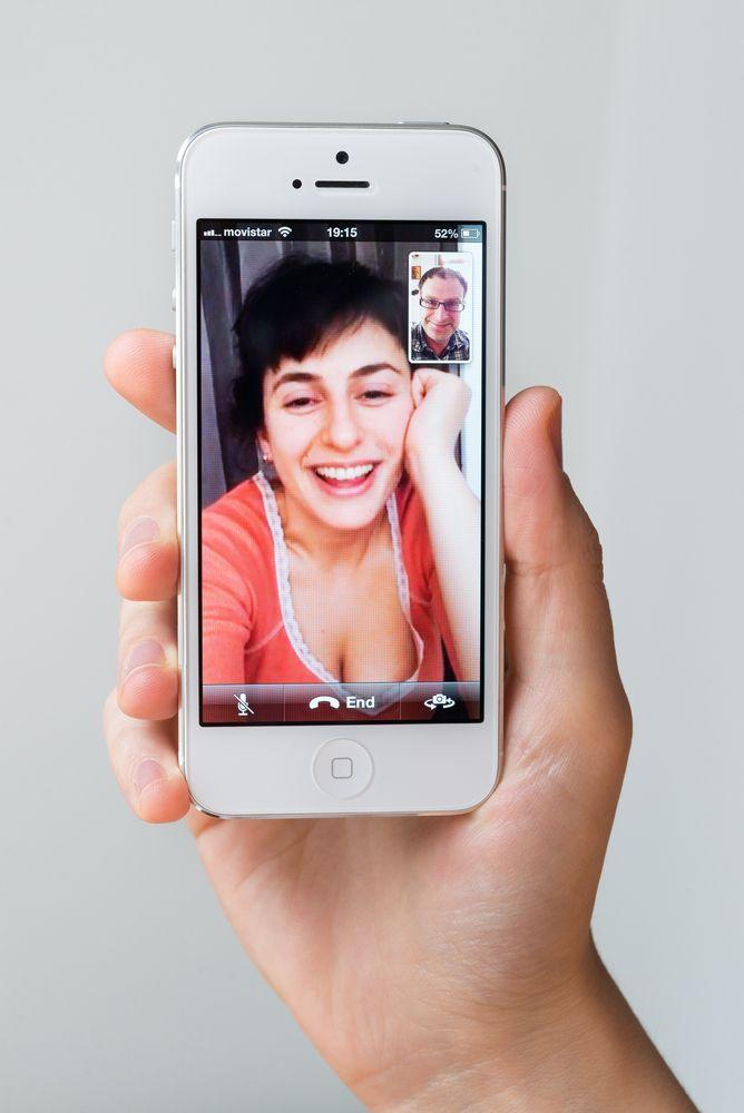 comunicación por celular para mantenerte centrado