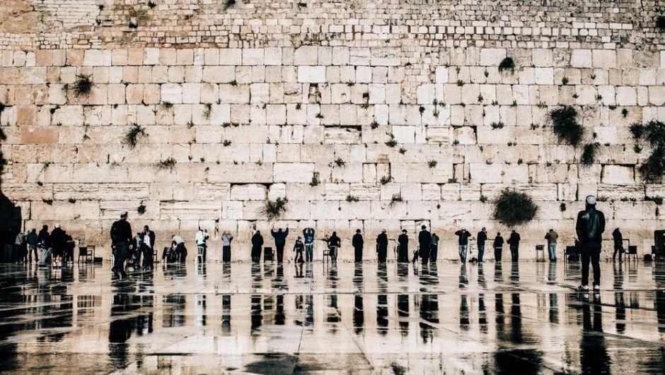 qué hacer en Israel Muro de los Lamentos