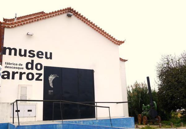 Detalhe do Museu do Arroz – que apesar do nome é um restaurante.