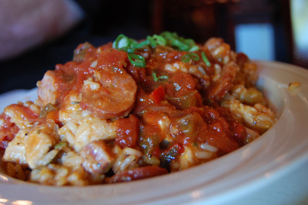 Chicken Jambalaya do Russo's por stu_spivack.
