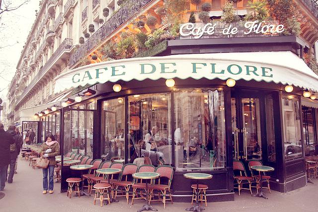 café de Flore, Paris