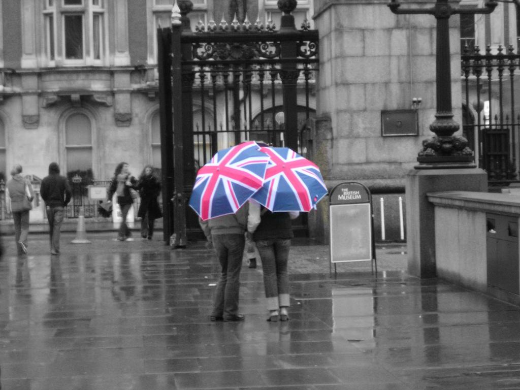 drapeaux britanniques en France