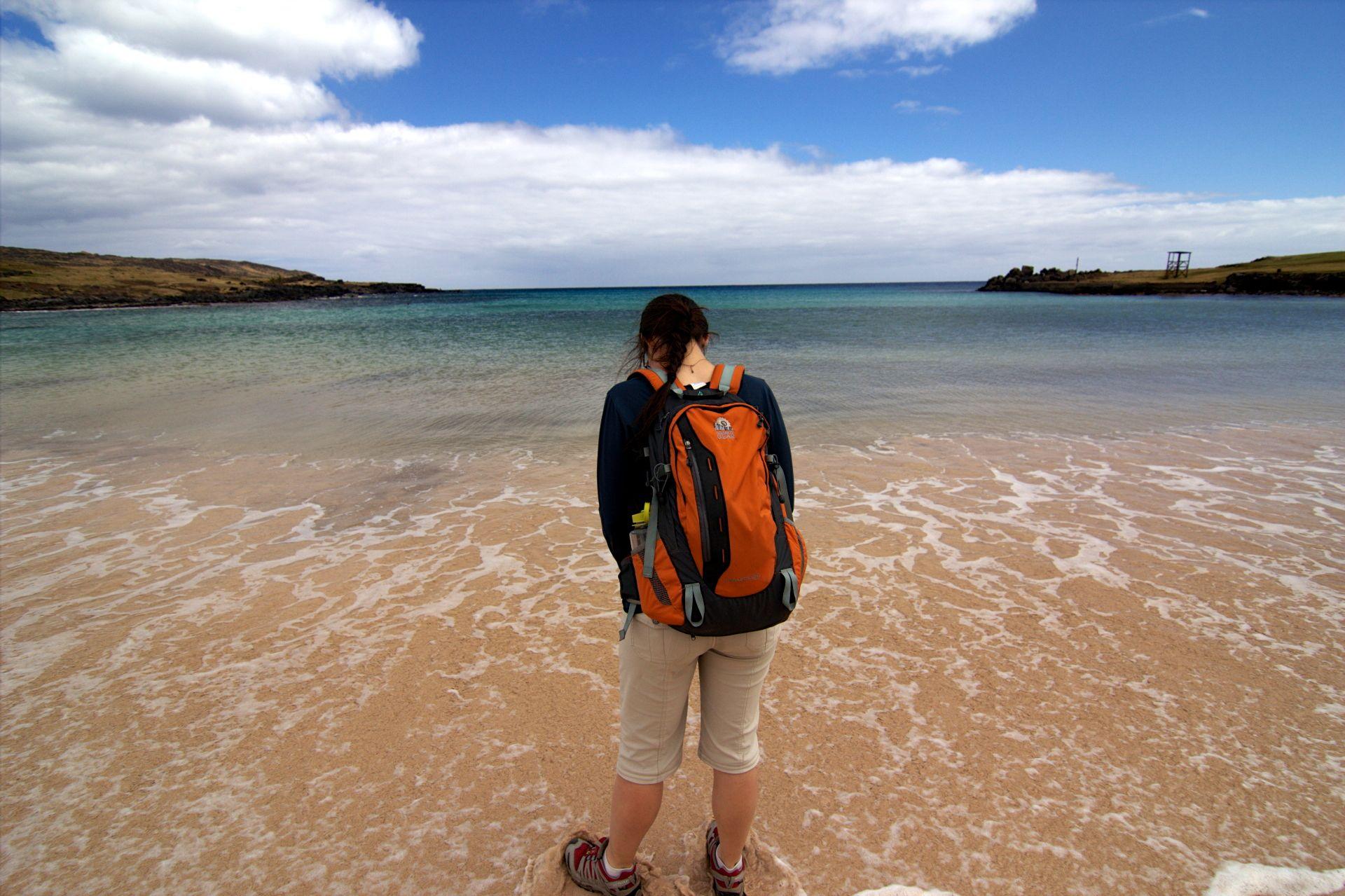 eaux claires Rapa Nui