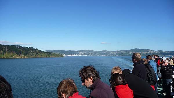New Zealand ferry