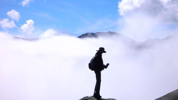 Cerro Tunari, Bolivia