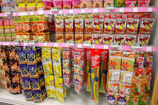 13 Classic Japanese Junk Foods Matador Network