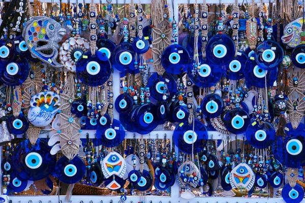Teddy bears and talismans  Warding off the evil eye in Albania ... 0b4a3ebc48a6