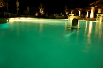 Swimming pool, JW Marriott