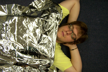 solar blanket photo