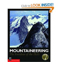 mountaineering: the freedom of the hills book photo