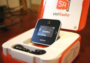 Sansa slotRadio
