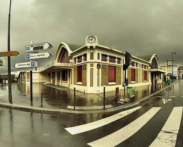 Paris - Gare du Pont Cardinet