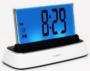 Moshi Voice Activated Alarm Clock