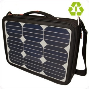 Solar Powered Laptop Case