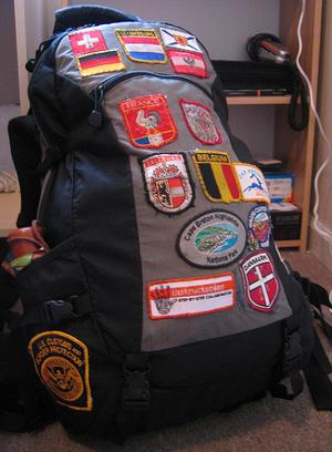9 Ways To Customize Your Backpack Matador Network
