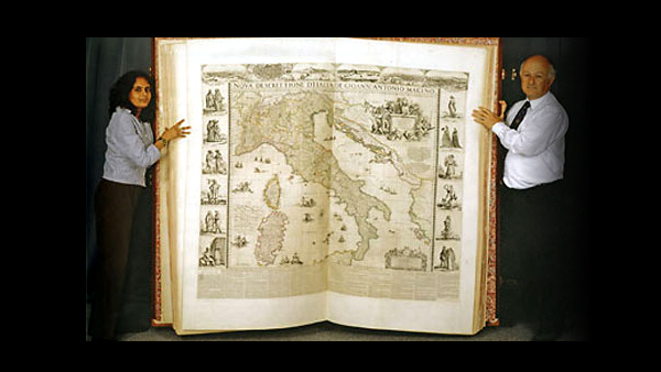 Klencke Atlas - Largest Book in the World