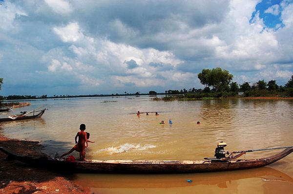 Krang Yaw, Cambodia