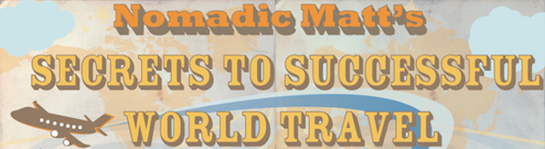 Nomadic Matt's World Travel