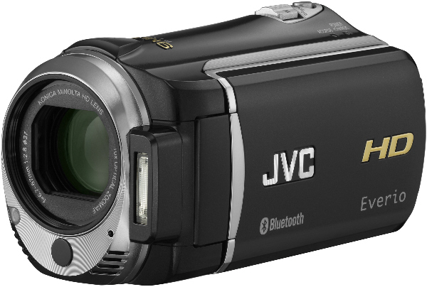 JVC Everio HD Camcorder