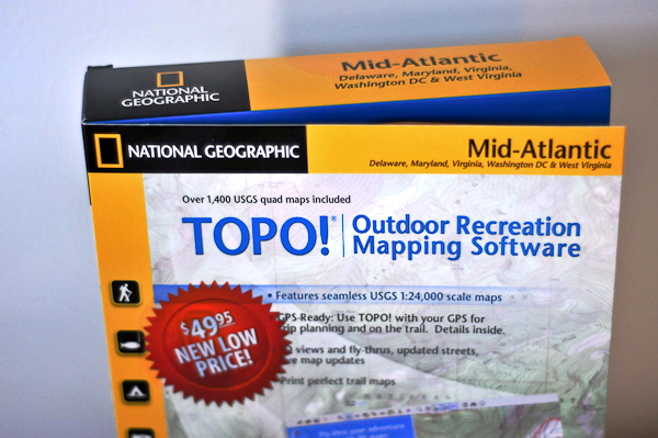 National Geographic Maps - Photo by Lola Akinmade