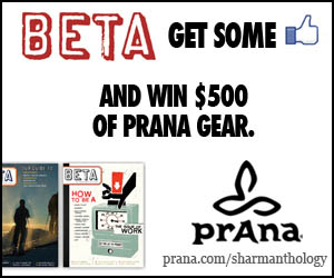prAna and BETA