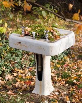 Flower sink