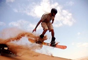"""sandboarding"