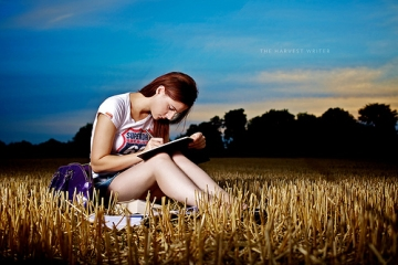 the harvest writer