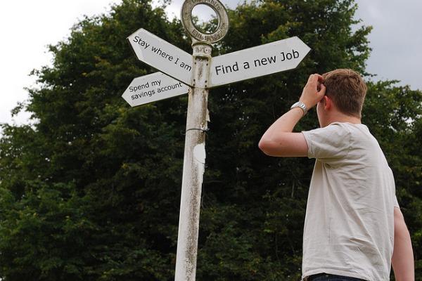 job signpost