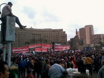 Midan Tahrir, Cairo