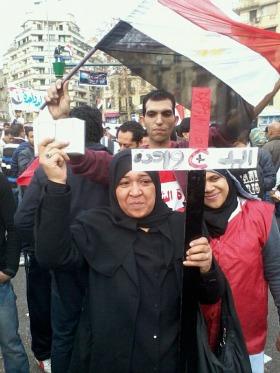 Muslim-Christian unity, Egypt