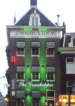 Hotels In Amsterdam Where You Can Smoke Cannabis